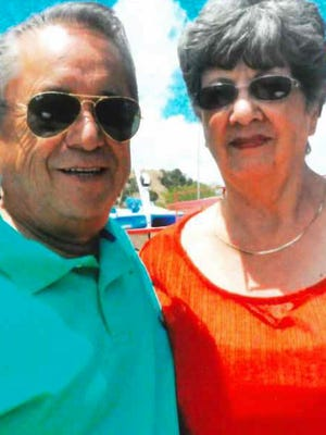 Joe and Sylvia Garcia will celebrate their 50th wedding anniversary on June 18.