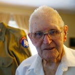 Frank Doolittle, 104, awarded Congressional Gold Medal 70 years later