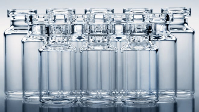 Valor Glass is a new Corning Inc. product used in packaging of pharmaceutical products.