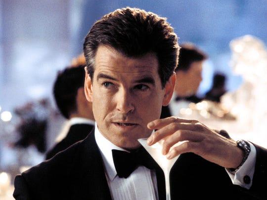 Pierce Brosnan as James Bond in 'Die Another Day' in