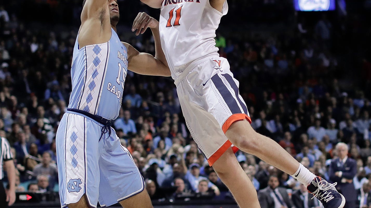 NBA put on hold at Virginia as Cavs' upperclassmen thrive