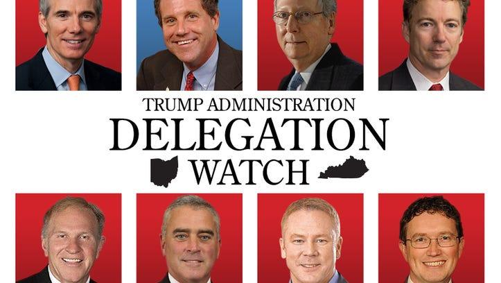 Town halls? None scheduled for Cincinnati's delegation