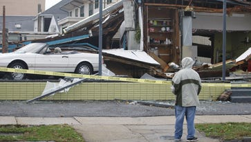 Superstorm Sandy: Images of heartbreak and hope