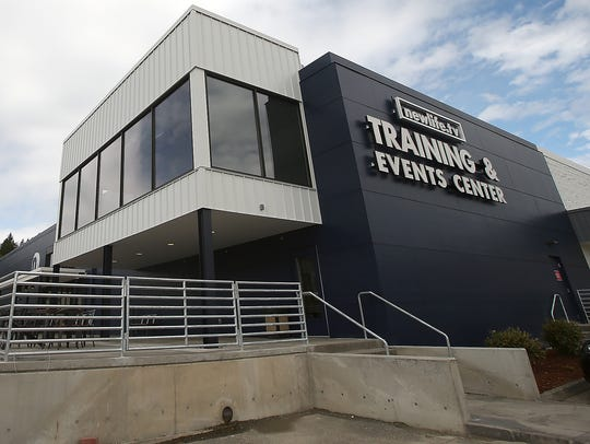 The Newlife Training Center in Silverdale opened April