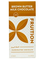 Fruition's Brown Butter Milk Chocolate bar is a good