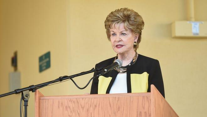 Congresswoman Madeleine Z. Bordallo