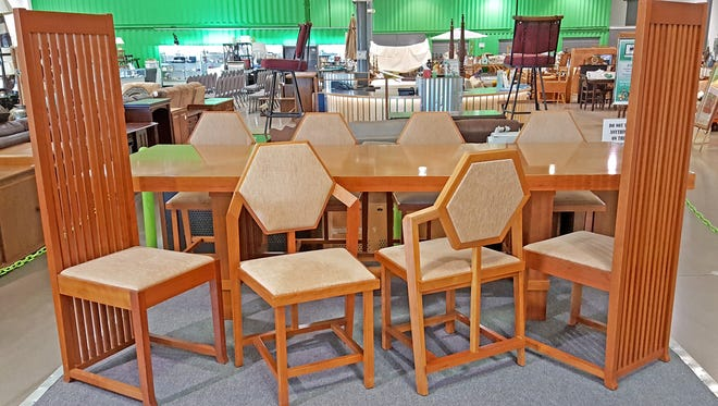 Bidder interest is up for furniture from the 1950s to the 1970s.