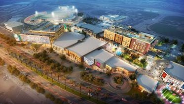 Peoria is working with developers on the planned Avenue Shoppes at P83, which will include a hotel, retail shops, restaurants and entertainment venues steps away from Peoria Sports Complex. Developers say it is similar in concept to the Scottsdale Quarter.