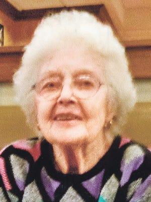Ella Mae Lawson 95th Birthday