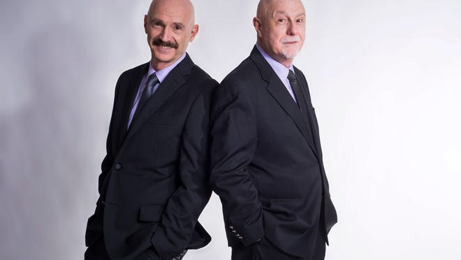Tony Levin and Pete Levin.