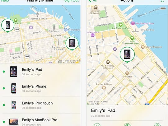 Photo: Find My iPhone