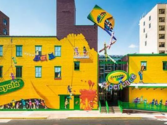 crayola easton exterior
