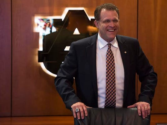 Gus Malzahn National Signing Day 2016