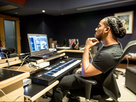 """Carl """"Cardiak"""" McCormick has made a name for himself in the music industry. The Willingboro native is a music producer, who works with many of the big names in the Hip-Hop world."""