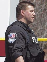 Winooski Police Chief Rick Hebert says posting mug