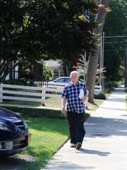 Eugene Lawson led a petition drive in Rehoboth Beach