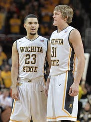 Fred VanVleet and Rob Baker look to finish off their