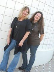 Jenni Stahlmann and Jody Hagaman