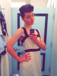 Leelah Alcorn, a transgender teenager, committed suicide