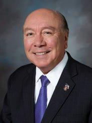 """State Sen. Juan """"Chuy"""" Hinojosa, D-McAllen."""