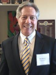 Port St. Lucie City Manager Russ Blackburn