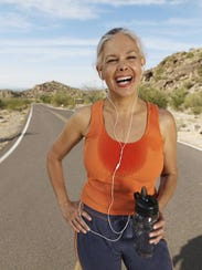 Weight loss and exercise fell to Nos. 2 and 3 in a