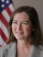 Barbara McQuade, U.S. Attorney for the Eastern District