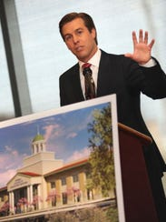 New Mexico businessman Dan Burrell's fraud allegations