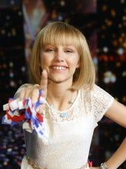 """Grace VanderWaal winner of Season 11 of """"America's"""