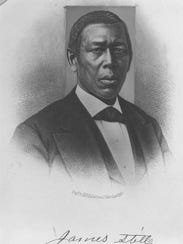 James Still was known as the Black Doctor of the Pines.