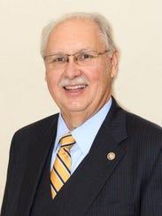 Mars Hill University President Dan Lunsford discussed