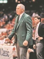 Former Montana and Michigan State head basketball coach