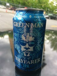 Asheville Green Man brewery is now canning all its