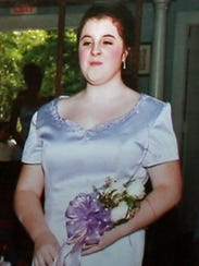 Murder victim Jennifer Parks before her death on July