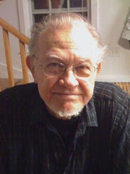 Poet and publisher Van Brock, who started the Anhinga