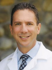 Dr. Mark Geller, the president of Nyack Hospital