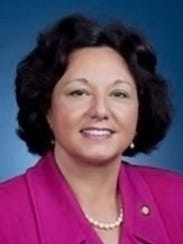 Sen. Kathleen Passidomo, R-Naples, is behind the controversial