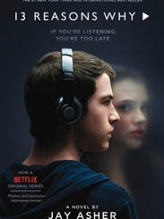 '13 Reasons Why' is on Netflix. Credit: Razorbill