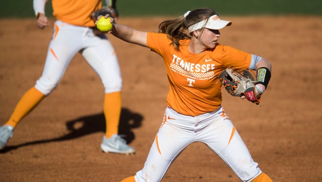 Tennessee third baseman Chelsea Seggern was covered in infield dirt Tuesday after a team softball practice that literally drilled the importance of fundamentals to the Lady Vols' NCAA tournament prospects.