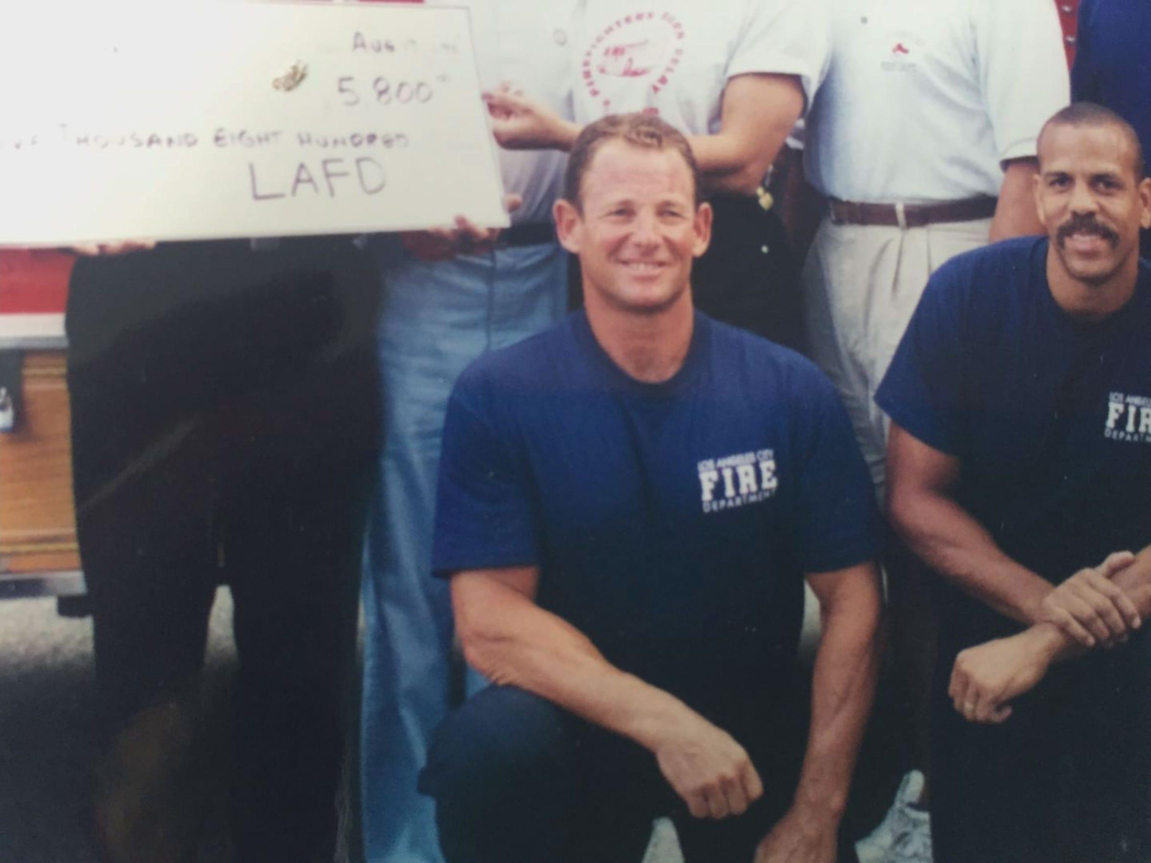 Corey Rose's father - Gary Stameisen