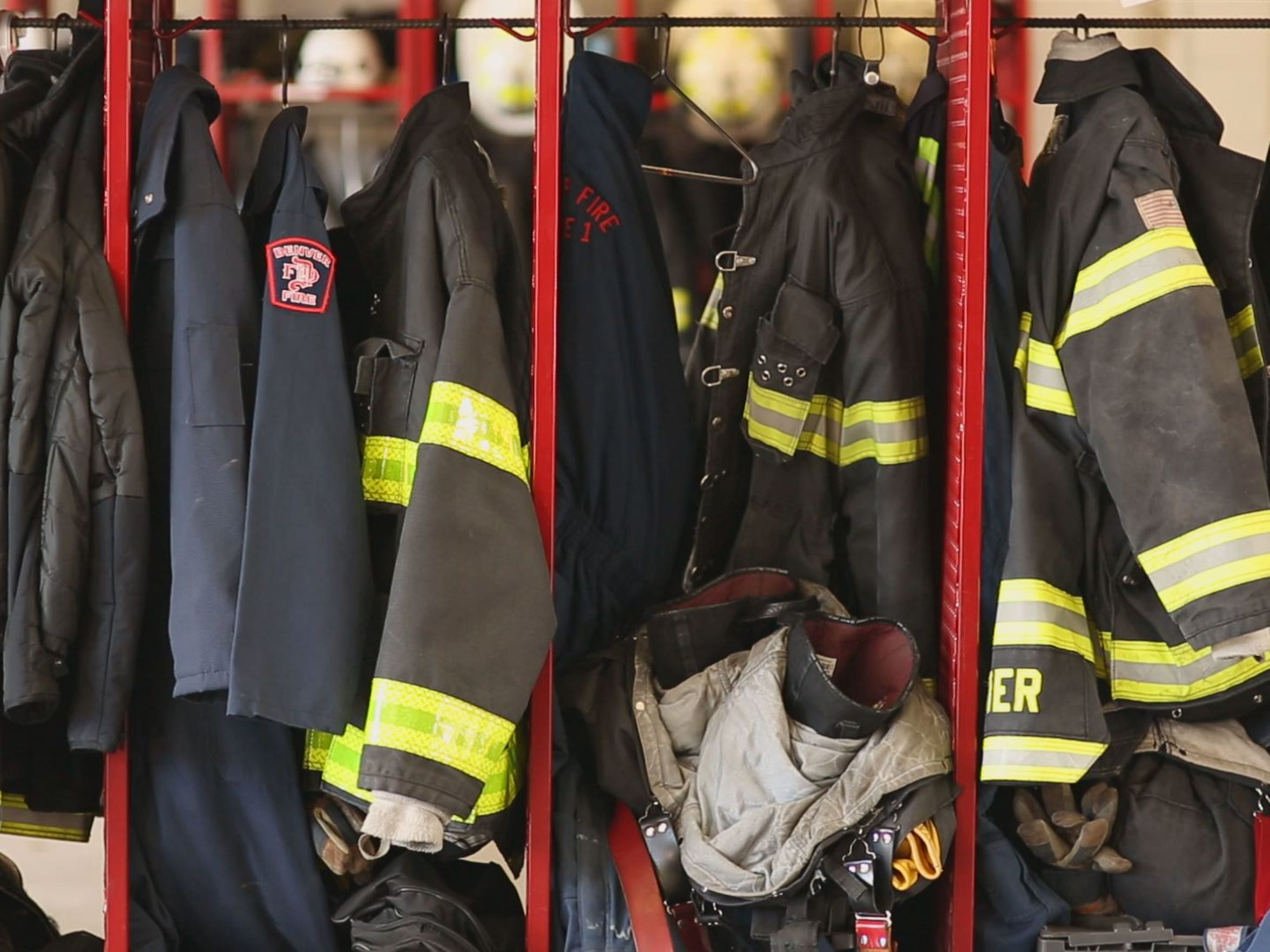 Generic photo of firefighter gear