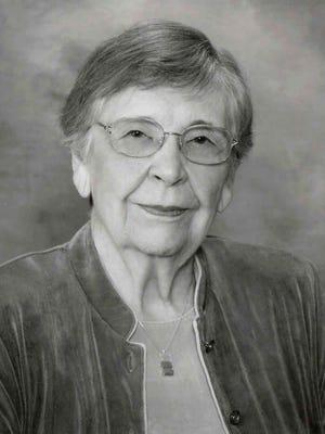 Vesta Gingerich, 97