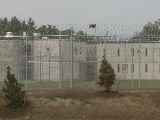 Southern State Correctional Facility in Springfield.