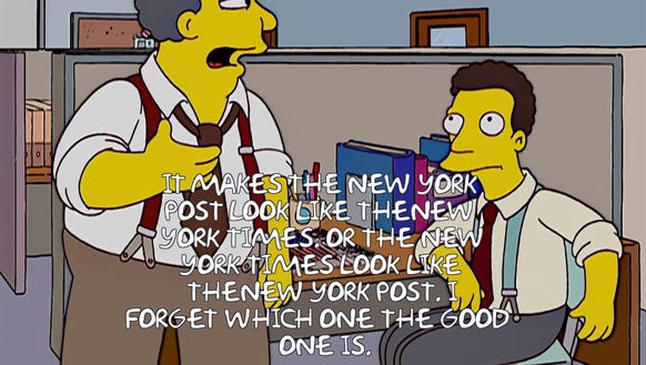 Essays about the simpsons