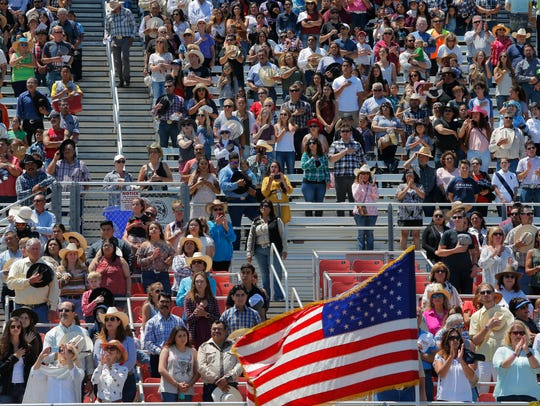 The California Rodeo Association has implemented a new clear bag policy for Salinas Sports Complex attendees.