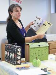 Jennifer Guinta-Hausler, co-founder of the Nyack Seed