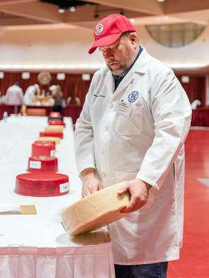 The Wisconsin Cheese Makers Association Eggebrecht Award is named for 26-year Contest Chairman Brian Eggebrecht of Welcome Dairy.