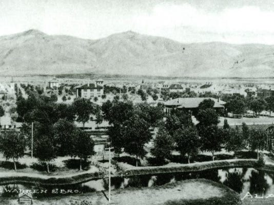 Early Downtown Alamogordo