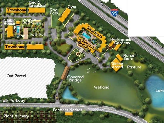 Promise in Brevard community building