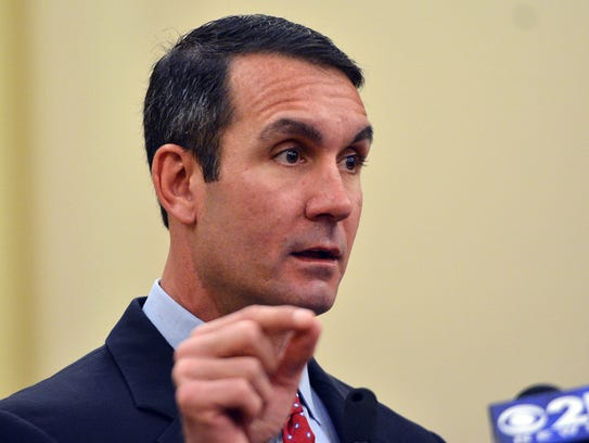 Auditor General Eugene DePasquale outlines the findings